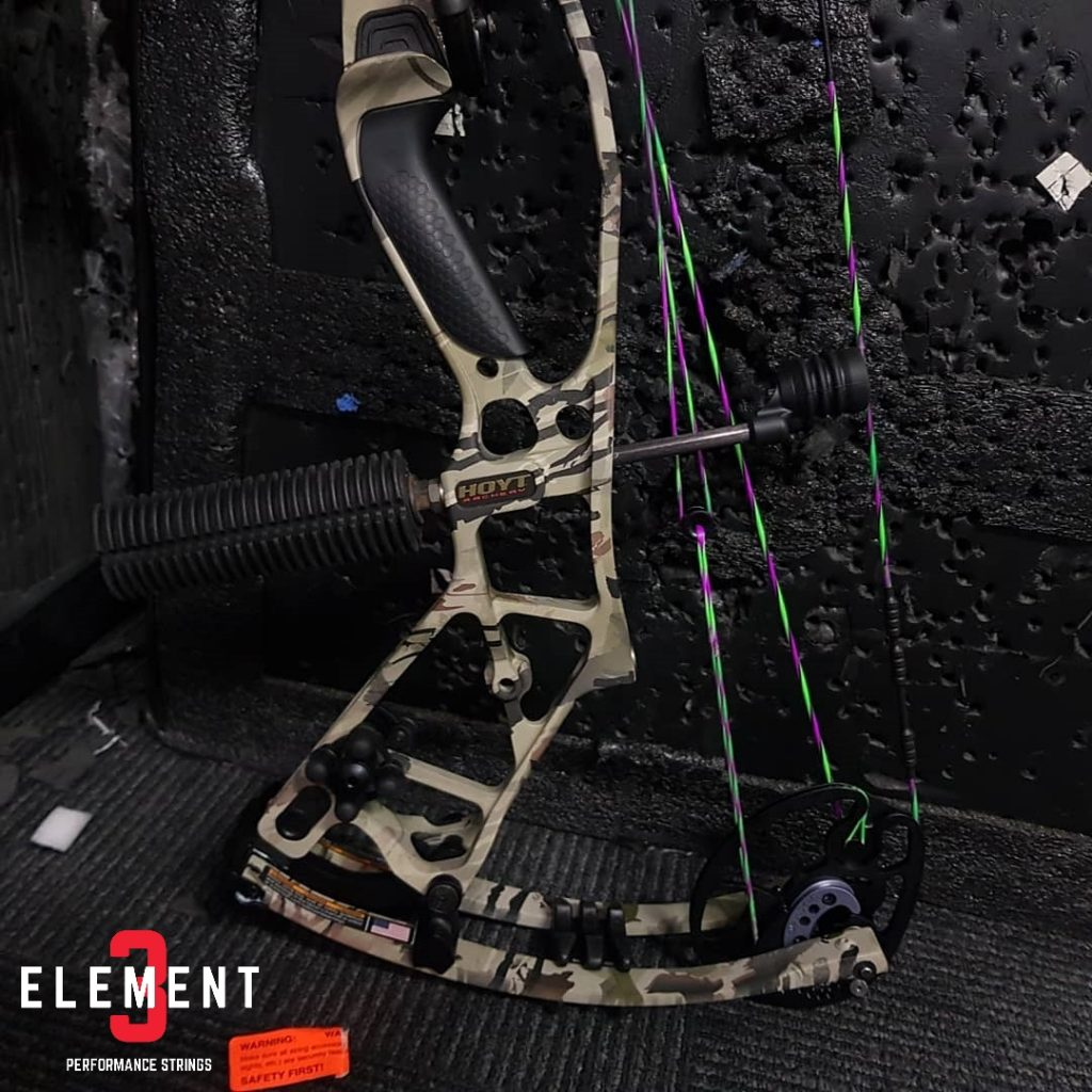 Bow Strings - 3 Element Performance Bow Strings